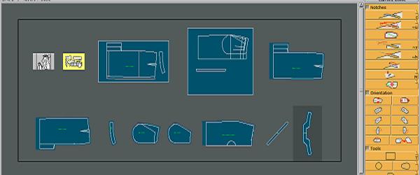 Phần mềm thiết kế rập Modaris V6r1
