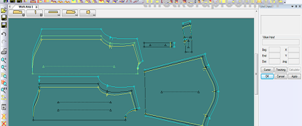 phần mềm thiết kế rập accumark