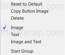 8-toolbar text or image