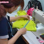 Cách đo áo thun thực tế
