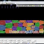 Đổi giao diện cũ phần mềm sơ đồ Accumark V8.5