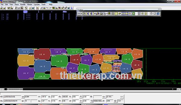 Phần mềm sơ đồ accumark.
