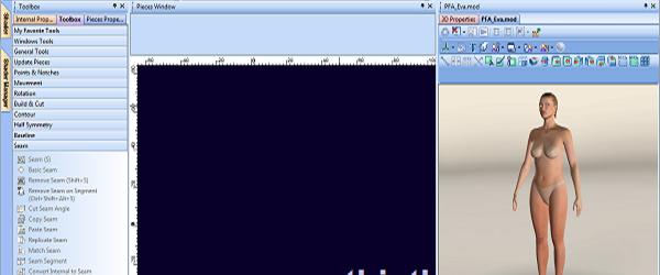 Phần mềm thiết kế rập Optitex12