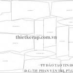 Hướng dẫn giác sơ đồ Gerber Accumark_Lệnh Overlap