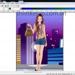 Tài liệu hướng dẫn sử dụng phần mềm thiết kế thời trang  Kaledo Style.