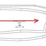 Hướng dẫn vẽ canh sợi có mũi tên trên phần mềm Gerber Accumark