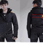 Bảng thông số thiết kế rập áo jacket nam MSJ04.