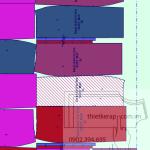 Hướng dẫn giác sơ đồ Optitex-xoay chi tiết 180