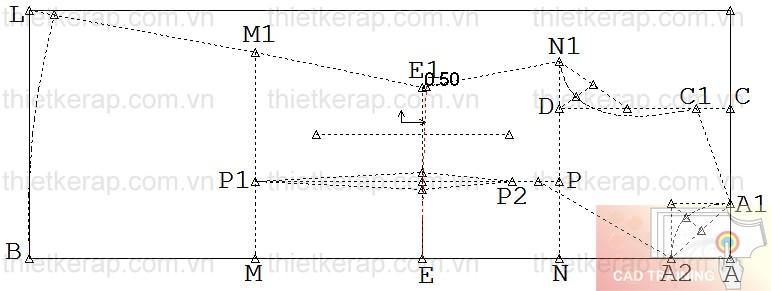 thiet-ke-rap-ao-dam-co-duong-rap-ngang-eo-giam-than-tren-0,5cm-tt