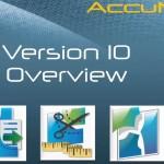 Các tính năng mới của phần mềm thiết kế rập Gerber Accumark V10