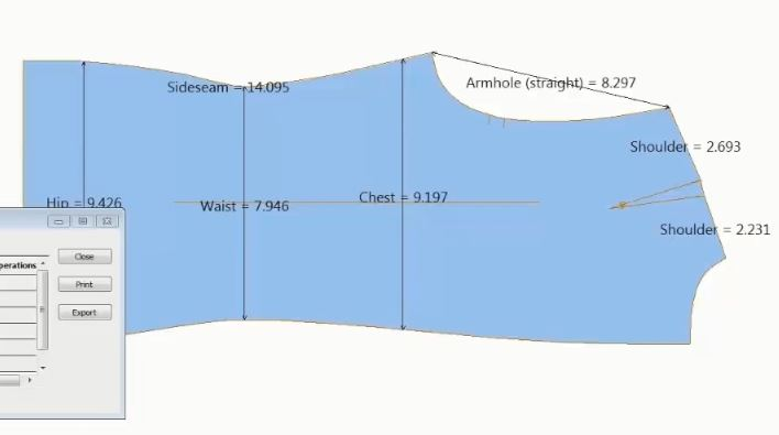 measuare chart