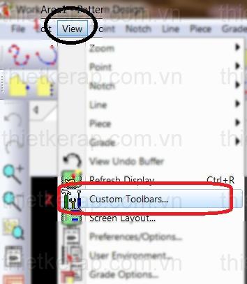 2-menu toolbars