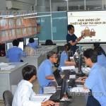Đào tạo công ty da cá sấu đà điểu Khataco Việt Khánh Phú.