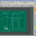 Hướng dẫn thiết kế rập áo sơ mi bằng phần mềm Lectra