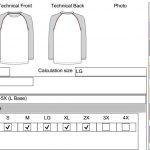 Thiết kế rập áo raglan bằng phần mềm Lectra