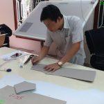 Đào tạo thiết kế rập vi tính tại công ty Tuấn Phong
