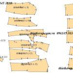 Hiển thị tên chi tiết trên Gerber Accumark 10.3
