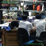 Đào tạo thiết kế rập balo túi xách tại cty Thái Dương-Hóc Môn
